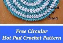 Circular crochet