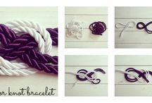 Nautica knot bracelet