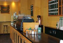 the coffee shop Berlin Hausvogteiplatz / Impressionen aus unserem Shop am Hausvogteiplatz in Berlin