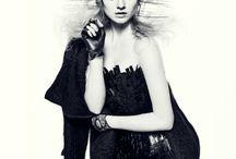 INDIE MAGAZINE / Photography Anja Frers  Styling Susanne Marx Hair & Make-Up Dany Madaus Model Lisa Emilie / Core
