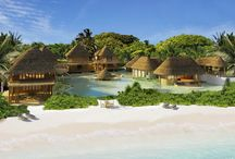Relaxing Vacation Spots / A mix of relaxing vacation ideas...