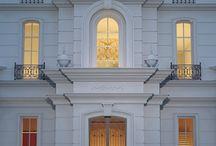 Classic Architecture Facade