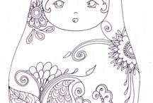 *** Coloriages ***