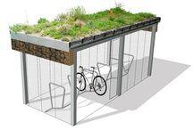 Mecanismos urbanos para contenção da água de chuva