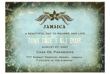 Destination Wedding Invitations / by Jill Leonard McAmis