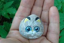 Pintura em Pedras / Rock Painting