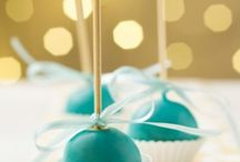 Cake pops and popsicles