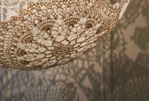 Ohhh lace and crochet / by Batuu studio