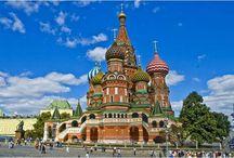 """Moscú & San Petersburgo / """"El gigante ruso…"""" #moscu #sanpetersburgo #rusia"""