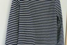 stripe / rayures  mode mariniere