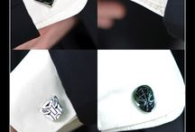 Cuff links / Cufflinks and men's wear / by Derick Winterberg