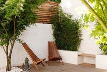 Privacy wall extension ideas