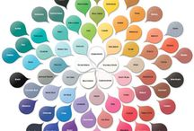 + Psychology of color + / Color meanings