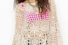 crochet / I love