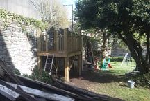Play Structures / Landscaped Gardens in Bristol