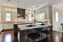 Kitchen Projects / Custom projects completed all around the U.S.