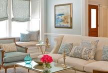 Living Rooms / by Chelsea Bienvenu