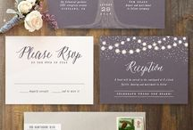 Idea wedding invitation