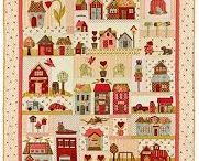 Quilt Tiny Town