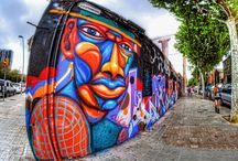Street Art in Barcelona / Discover graffiti and street art in Barcelona!