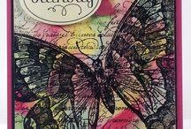 Stampin' Up! - Swallowtail