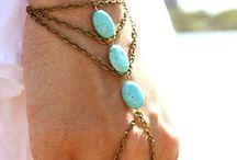 Bronzed Goddess - Bronze Jewelry