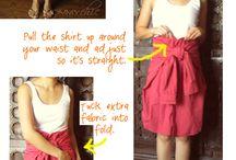 Fashion Idea / An idea of the fashion arrangement to be easily.