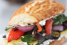 Delish-Sandwiches / by Nicole LeMieux Johnson