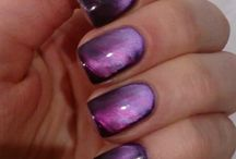Nail art magnetic