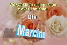 imieniny Marcina