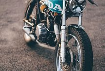 Motorcycles, Customs
