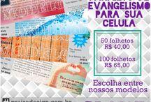 Panfleto Evangelismo