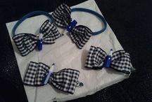 ribbons and bows