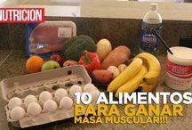 Los 10 mejores alimentos para ganar masa muscular – Hacer Ejercicios