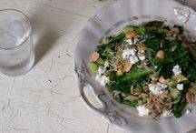 recipes: soups and salads