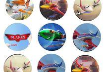 avion Disney