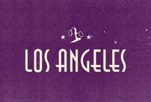 Los Angeles / by Melissa Ramdass