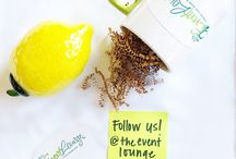 The Social Lounge / | Here you will find all of the happenings over at our Instagram! Follow us @theeventlounge |
