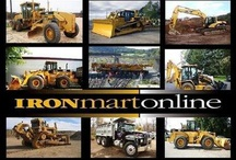 Ironmartonline / Ironmartonline :  is a name well appreciated the world over. An ultimate destination for companies in the road construction, sand and gravel, construction work sites, auto lovers, Pavers, Trucking Companies, Landscapers, Landscape supply companies, pilots and other brokers looking to network. Ironmartonline represents a commendable collection of passenger vehicles, pick-up trucks,Hot Rods, Corvette's,Classic Cars, motorcycles, boats, dump trucks, excavators, heavy equipment.  / by Ana Cecilia Ingco