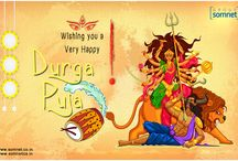 Durga Puja Wish to all from Somnetics