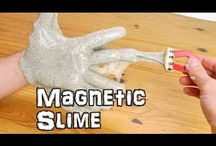 Slime + DIY's