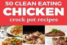 Tiszta étkezés csirke