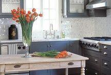 Kitchen ideas  / by Lisa Galbraith