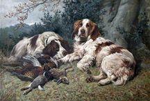 Peinture John Emms
