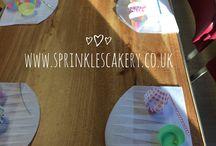 Cupcake Decorating Parties