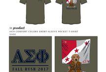 Alpha Sigma Phi / Alpha Sigma Phi custom shirt designs #alphasigmaphi #asf #asp  For more information on screen printing or to get a proof for your next shirt order, visit www.jcgapparel.com
