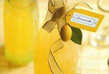 All things lemon / Food and drinks