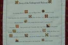 Quilts - Underground Railroad / Quilts / by Rinnie Hunt Henry