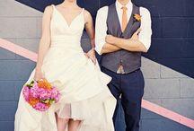Wedding mariage couple