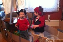 Pre-K ~ Pirates